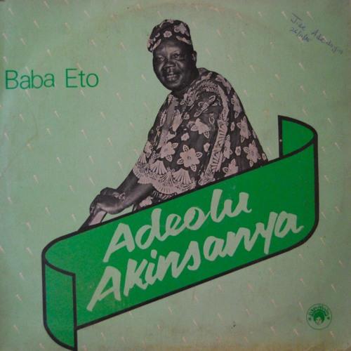 Baba Eto-Lady eko