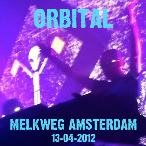 ORBITAL Live @ Melkweg Amsterdam 2012