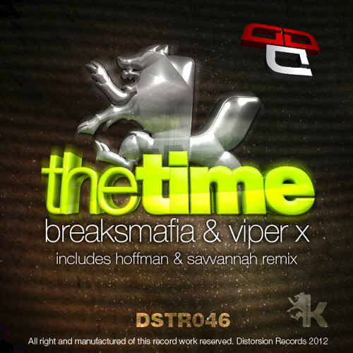 [DSTR046]BreaksMafia & ViperX - The time (Original Mix)