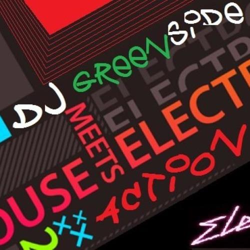 DJ Greenside - Eclipse, Everybody breaks a Glass!!
