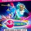 Bruno dans la radio en direct de DisneyLand Paris - Vendredi 20 avril