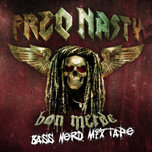 FreQ Nasty - The Bon Merde Bass Nerd Mixtape [2012]