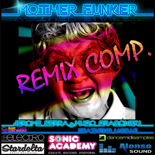 Mother Funker Remix Comp Group Page by Ear Time Records