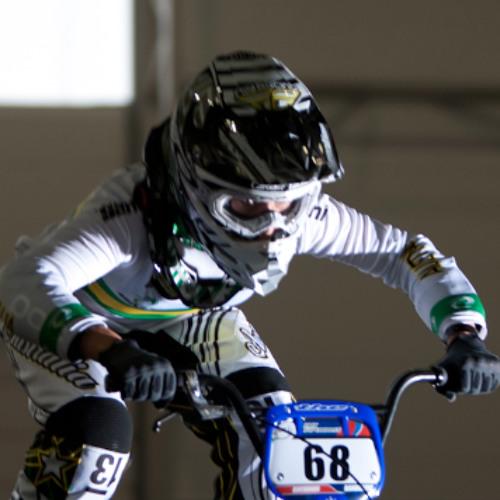 Caroline Buchanan (AUS) on winning UCI BMX Supercross Norway
