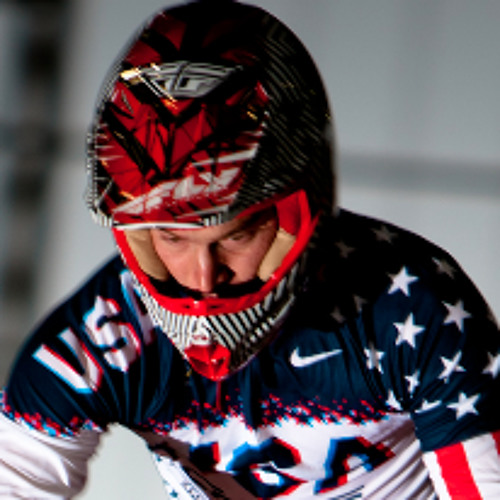 Connor Fields (USA) winning a Supercross title three times in a row