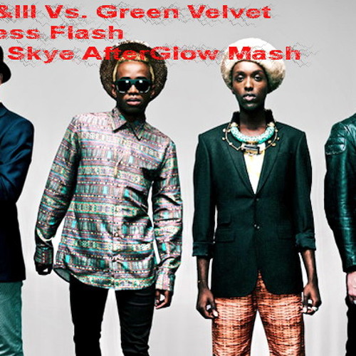 "Azari Vs. Green Velvet - Reckless Flash (MiSha Skye ""AfterGlow"" Mash) (SC Edit)"