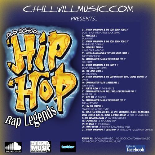 LEGENDS OF RAP  (Sample Version) mix cd