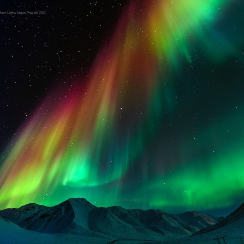 Aurora Borealis (with video)