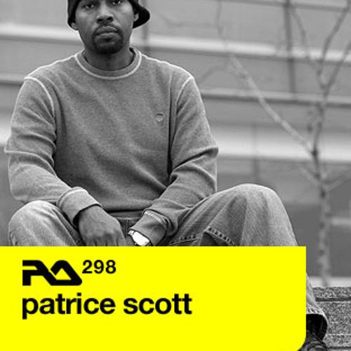 Patrice Scott - Resident Advisor Podcast