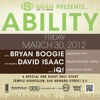 Bryan Boogie LIVE at ABILITY 3/30/12