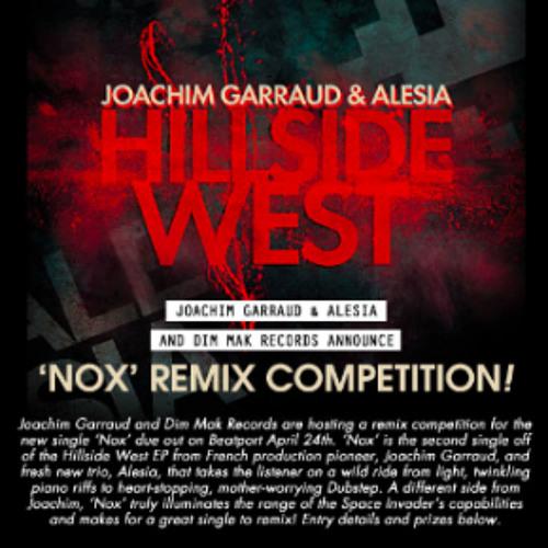 "Joachim Garraud & Alesia - Nox (Kanular ""Hoax"" Remix) ""FREE"""