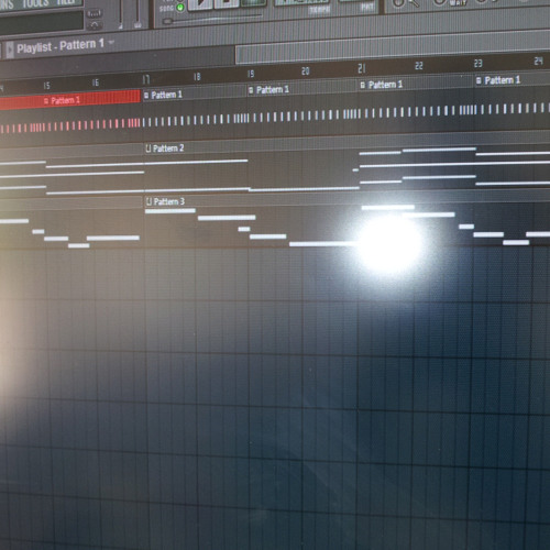 New Beat In The Making at The Forbidden Pool