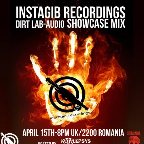 Sentient Code - Katalepsys Presents: Instagib Recordings @ Dirt Lab Audio (15th April 2012)