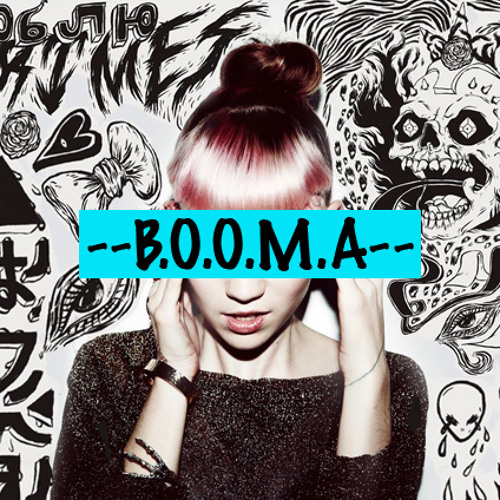 Vowels = Space and Time (B.O.O.M.A Scuff Up)