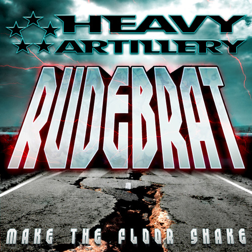 Rudebrat - Make the Floor Shake (out now!)