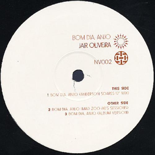 """Jair Oliveira """"Bom Dia Anjo""""(Anderson Soares Remix) - Produção Executiva: Cesar Gavin"""