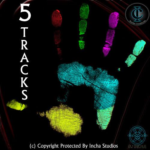 5 Tracks - Dj Incha.(c) Incha Studios
