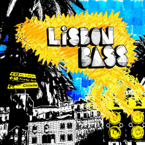 """""""Macumba"""" by Roulet from the compilation """"LiSBON BASS"""""""