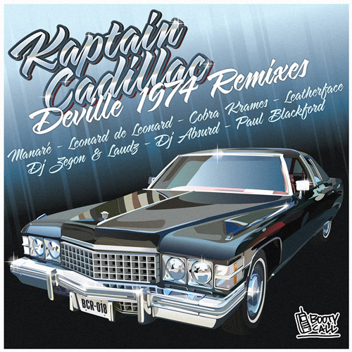 Kaptain Cadillac - Bounce And Bang (Leonard De Leonard Remix)