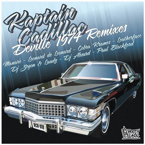 Kaptain Cadillac - Booty Up Booty Down feat Six Foe (DJ Absurd Remix)