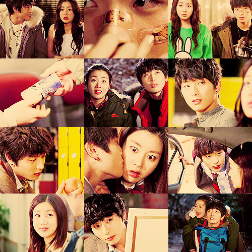 Dream High 2- Starlight is Falling ( JinWoon ) by
