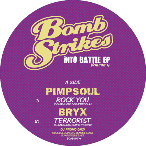 Into Battle Vol 4 - Pimpsoul/Neon Steve/ Bryx (preview Clips)