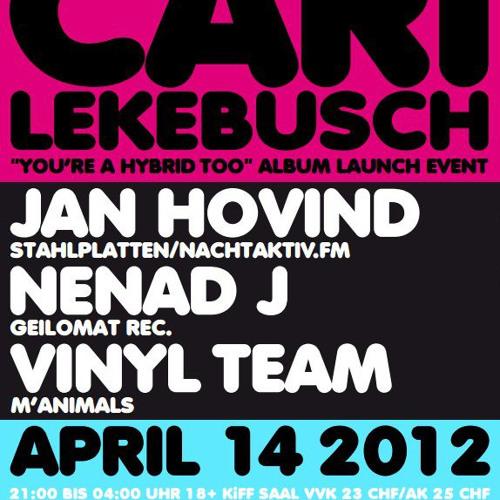 Jan Hovind - KIFF Aarau 14th of April 2012