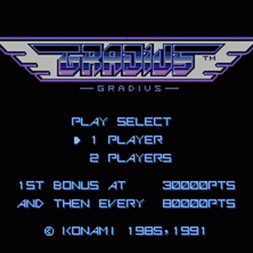 The Gradius Anthem (DJ SEVEN Houstep Mix)