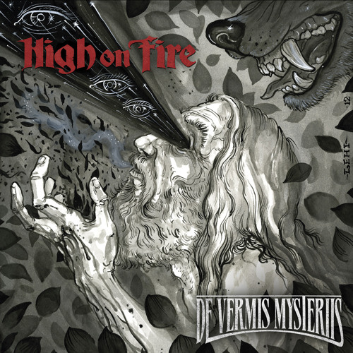 HIGH ON FIRE - Fertile Green