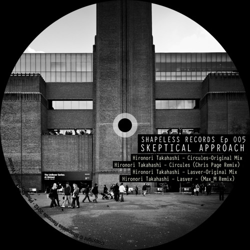 Hironori Takahashi/Chris Page/Max_M Skeptical Approach  Ep 005