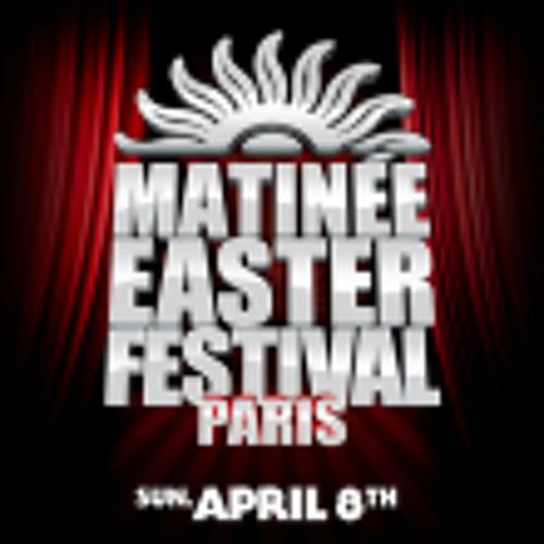 Elof de Neve - DJ set for Matinée Easter Festival presents La Leche! 08/04/2012