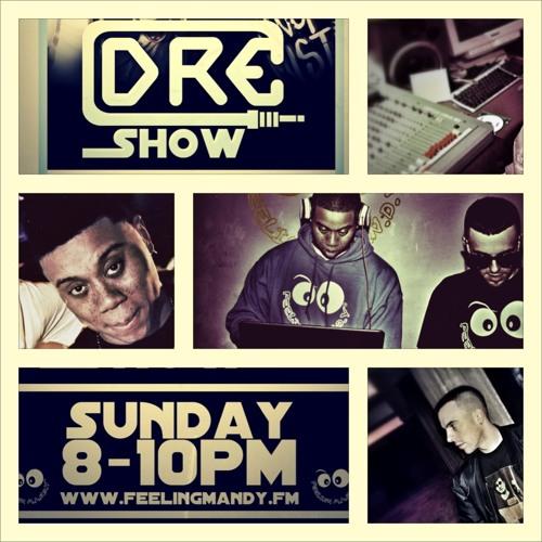 the DRE Show - HipHop - 15/04/12 - www.feelingmandy.fm