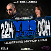 DJ ROC-J feat Soprano & R.E.D.K - Podcast Yes We Party -