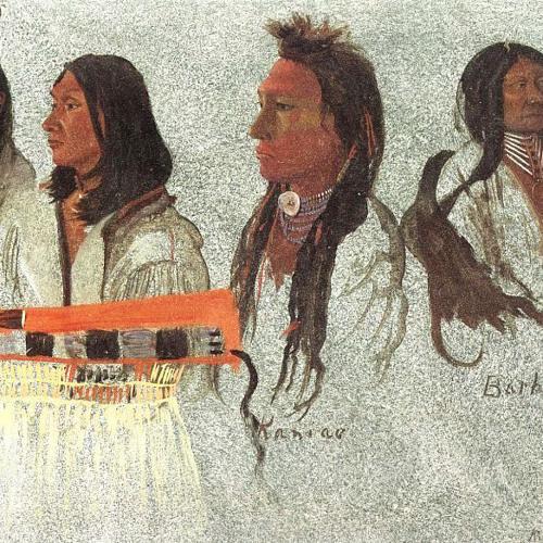 Mysterious ancestors
