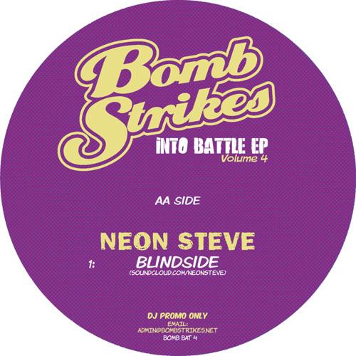 Neon Steve - Blindside (Digital available now)