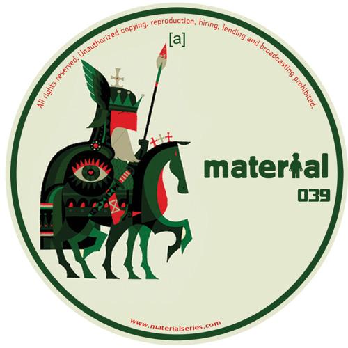 Oscar De Rivera  - Zambrana - Kiko remix  - Material Series 039