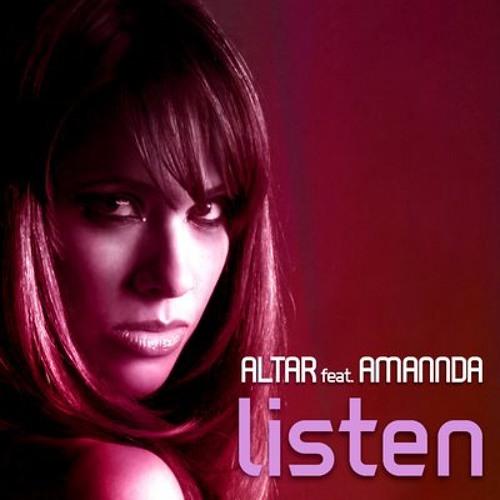 Altar & Amannda - Listen (Original Mix)