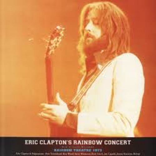 """""""Presence of the Lord""""  -  Eric Clapton and the Palpitations  (vinyl)"""