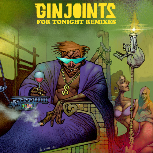 02 Gin Joints - For Tonight (Thomey Bors Swedisco Remix)