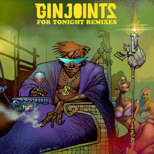03 Gin Joints - For Tonight (Telebild Remix)