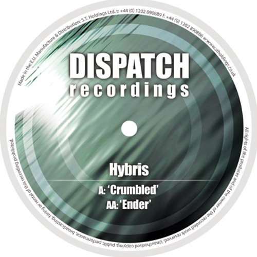 Hybris - Ender - Dispatch 56 AA (CLIP) - OUT NOW
