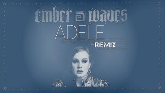 adele remix download