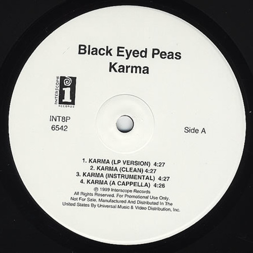 Black Eyed Peas - Karma Remix