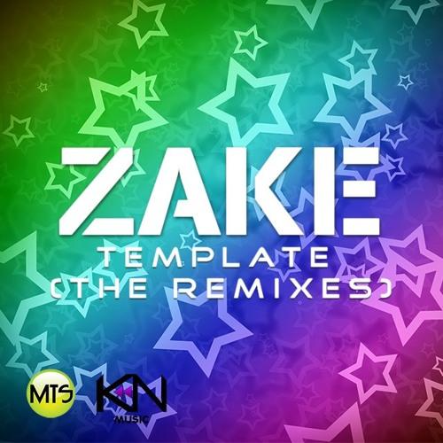Zake - Template Remix Contest