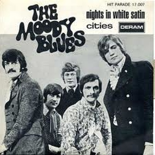 Nights in white satin-The Moody Blues/Cover