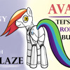 TeiThePony plots with Glaze - Avast Tei's Robotic Buttocks