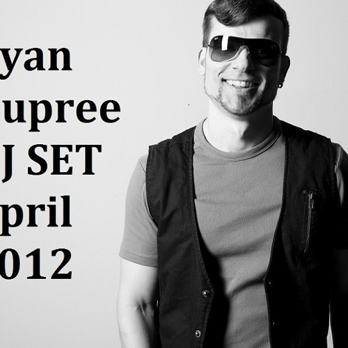 Ryan Dupree, first DJ SET after 6 years. I am back. (Promo set) April 2012 FREE DOWNLOAD.