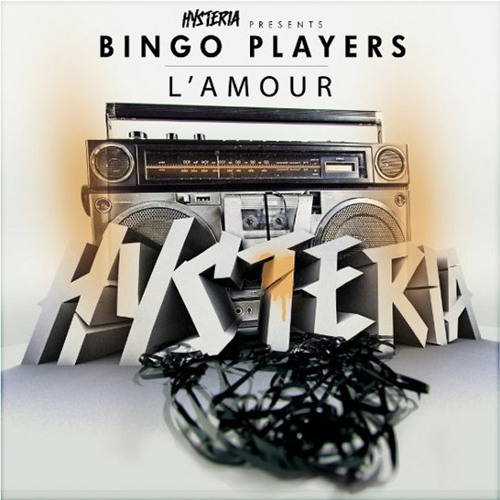 DJ Red and DJ Spryte -L'amour Takes Over (Bootleg of Bingo Players vs. Manufactured Superstars)