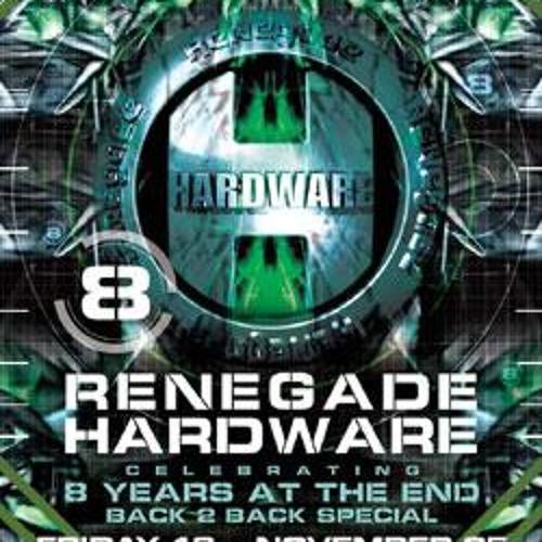 Gridlok B2B Noisia @ The End Nov 18, 2005