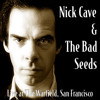 I Let Love In - Nick Cave And The Bad Seeds (live 1998)